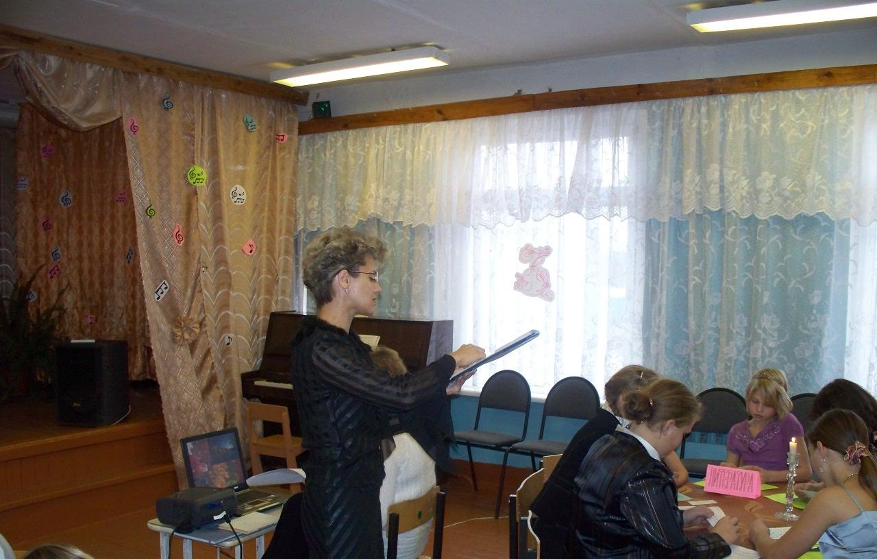 """Музыкально-художественный салон """"Вдохновение"""". Внеклассное мероприятие по музыке для учащихся 5-11 классов"""